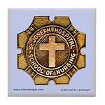 St. Joseph School of Nursing Tile Coaster