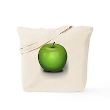 Granny Smith Apple Tote Bag
