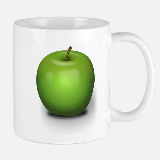 Granny Smith Apple Mugs