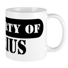 Property of Darius Mug