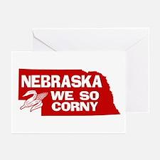 Nebraska Greeting Cards (Pk of 10)