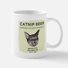 Crazy Catnip Beer light Mugs