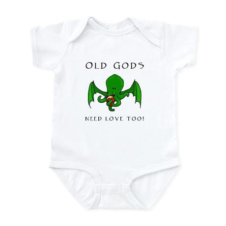 Old gods need love too Infant Bodysuit