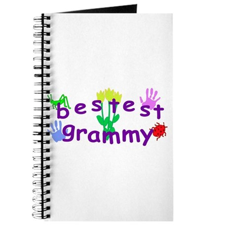 Bestest Grammy Journal