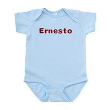 Ernesto Santa Fur Body Suit