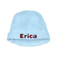 Erica Santa Fur baby hat