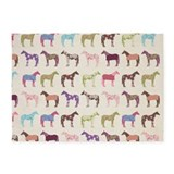 Horse 5x7 Rugs