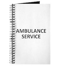 Ambulance Services - black Journal