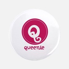"""Personalized Name Monogram 3.5"""" Button (100 pack)"""