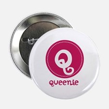 "Personalized Name Monogram 2.25"" Button (10 pack)"