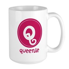 Personalized Name Monogram Mug