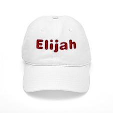 Elijah Santa Fur Baseball Baseball Cap