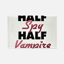 Half Spy Half Vampire Magnets