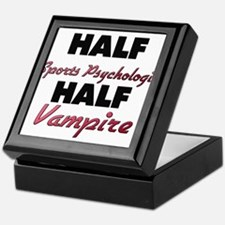 Half Sports Psychologist Half Vampire Keepsake Box