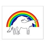 Humping Unicorns Posters