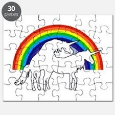 Humping Unicorns Puzzle