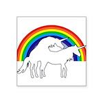 Humping Unicorns Sticker