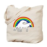 Humping Unicorns Tote Bag