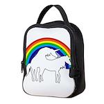 Humping Unicorns Neoprene Lunch Bag