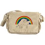 Humping Unicorns Messenger Bag