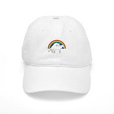 Humping Unicorns Baseball Baseball Cap
