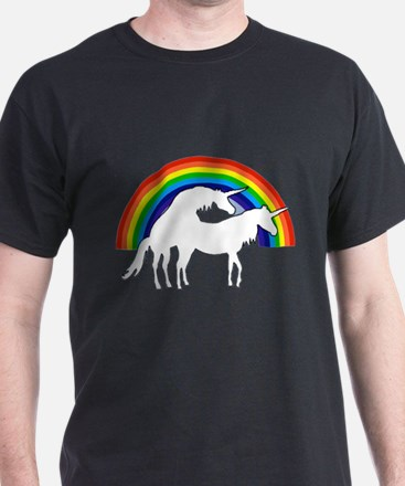 Humping Unicorns T-Shirt