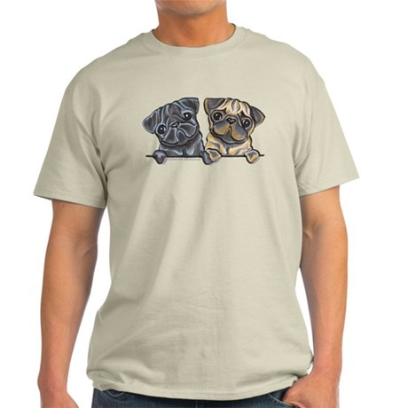 Pug Pals Light T-Shirt