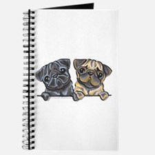 Pug Pals Journal