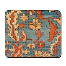 Carpet  Mosaic Design. 2  Mousepad
