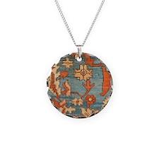 Carpet  Mosaic Design. 2  Necklace