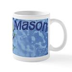 Master Mason at sea Mug