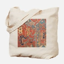Carpet  Mosaic Design. 4 Tote Bag