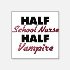 Half School Nurse Half Vampire Sticker