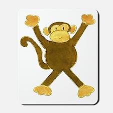 Tumbling Monkey Mousepad