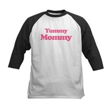Yummy Mommy Baseball Jersey