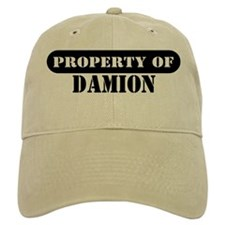 Property of Damion Cap