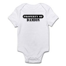 Property of Damion Onesie