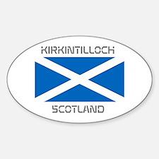 Kirkintilloch Scotland Decal