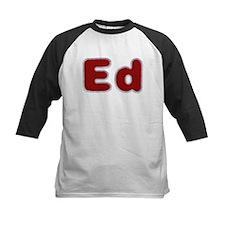 Ed Santa Fur Baseball Jersey