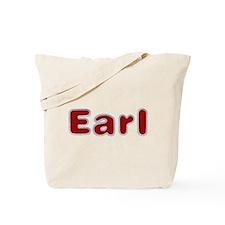 Earl Santa Fur Tote Bag
