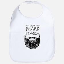 Welcome to Beard Season Bib