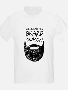 Welcome to Beard Season T-Shirt