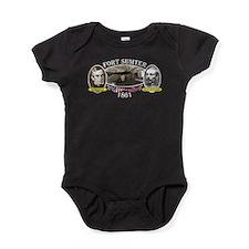 Fort Sumter Baby Bodysuit