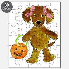 Halloween Lab Pumpkin Puzzle
