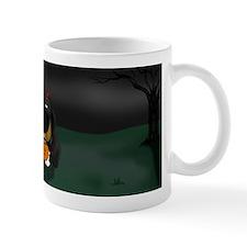 Dachshund Devil Mug