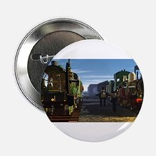 """The Flying Scotsman and the Dutchman 2.25"""" Button"""