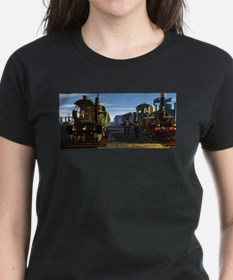 The Flying Scotsman and the Dutchman T-Shirt