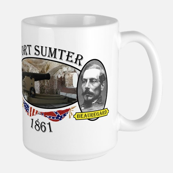 Fort Sumter Mugs
