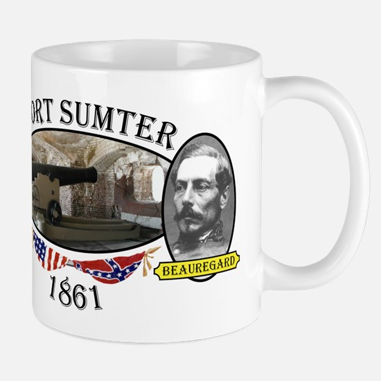 Fort Sumter Mugs