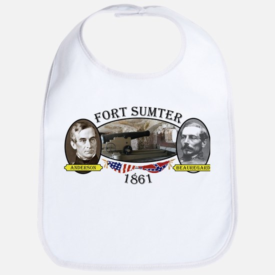Fort Sumter Bib